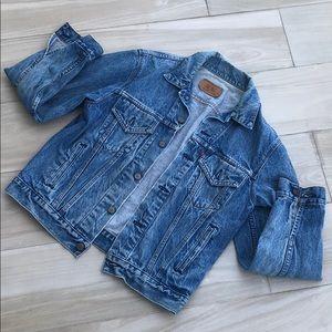 Levi's vintage Unisex denim jacket L